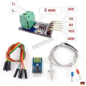 MAX6675-Modul-K-Typ-Thermo-Element-Temperatur-Fuhler-Sensor-Arduino-Raspberry