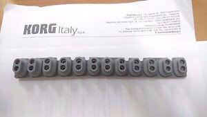 Korg SP-170 SP-280 Key Rubber Contact 12P - Genuine Korg Spare Part