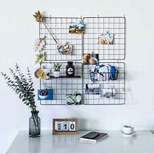Devesanter Ds Grid Photo Wall Wire Grid Panel Picture Display Iron Decorative