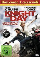 KNIGHT AND DAY (Cameron Diaz, Tom Cruise) NEU+OVP