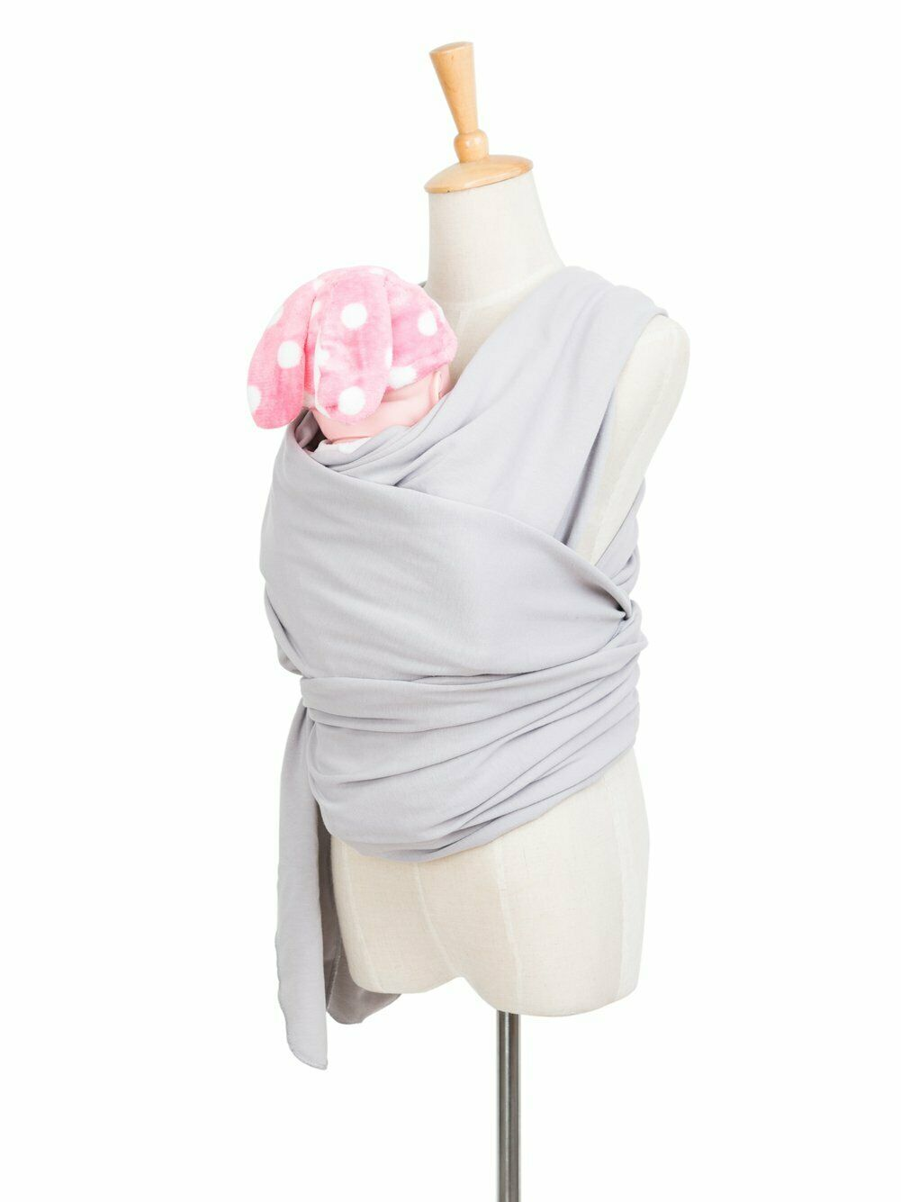 Image 21 - Baby-Carrier-Wrap-Breathable-Sling-Newborn-Ergonomic-Backpack-Cotton-NEW