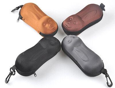 lovely shoes & bunny style Eye Glasses Sunglasses Hard Case Box Storage holder