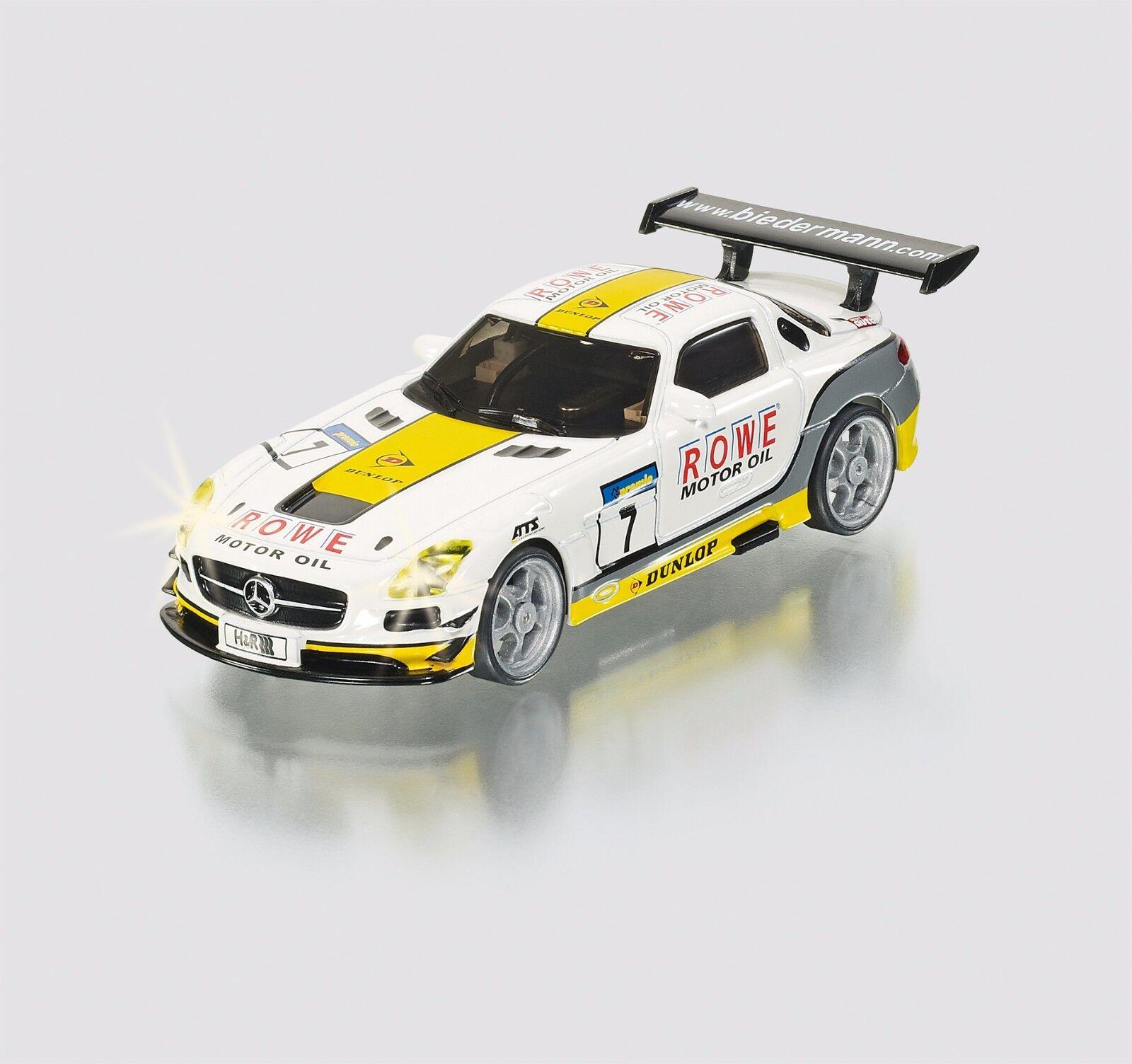 SIKU Rc Racing 6821 Mercedes Sls Amg Gt3 1:43 RADIOCOMANDATO AUTO Corsa Carrera