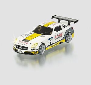 siku rc racing 6821 mercedes sls amg gt3 1 43. Black Bedroom Furniture Sets. Home Design Ideas