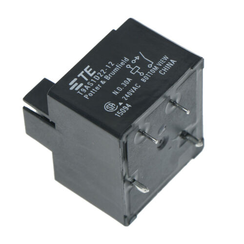 1Pcs original T9AS1D22-12 30A 240VAC 30 amps 240 volts 4 pins TE relay ^P