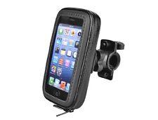 Housse imperméable support vélo pour smartphones, rotation 360° - Taille S