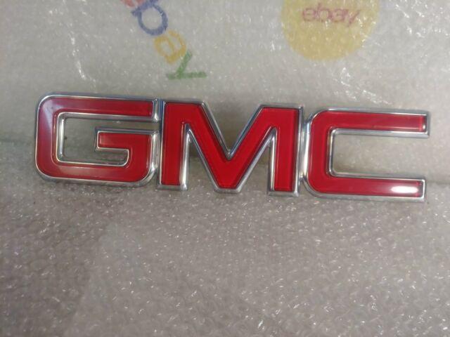 2002-2009 GMC Envoy Front Grill Grille Emblem 0160590 0378690 015005589