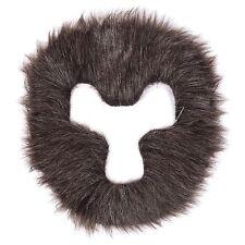 Mens Womens Unisex Gorilla / Werewolf Hair Halloween Fancy Dress Face Mask