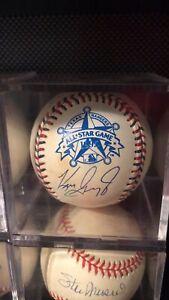 Ken Griffey Jr 1995 All Star signed autographed Baseball