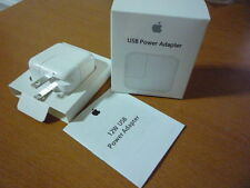 12W USB Power Adapter Wall Charger for Apple iPad air 2 3 4 mini iphone