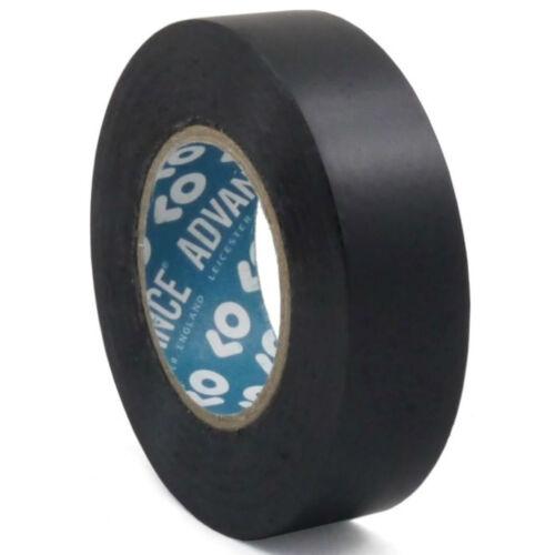 At4 PVC nastro adesivo 12mm x 33m NERO NASTRO ISOLANTE Zumpelband Marcatura Nastro