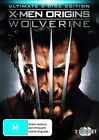 X-Men Origins - Wolverine (DVD, 2009, 2-Disc Set)