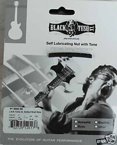 Sillet-Graph-Tech-Black-Tusq-XL-PT-5000-00-Telecaster-Stratocaster-Slotted-43mm