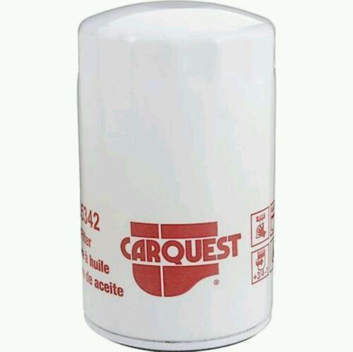 Lot of 6 Engine Oil Filter WIX//Carquest R85342