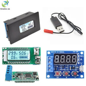 18650//26650 ZB2L3 Capacity Current Voltage LCD Meter Lithium Battery Tester FR