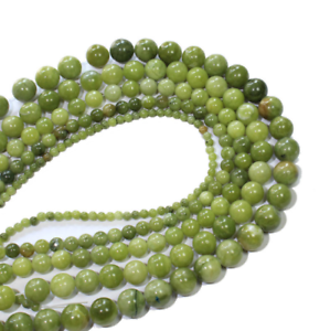 For-Bracelet-Jewelry-DIY-Natural-Green-Chinese-Jade-Stone-Loose-Beads-4-6-8-10mm