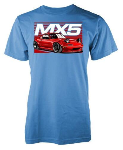 MX5 Miata Roadster Car Kids T Shirt