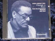Duke Jordan CD Change a Pace 2003 Steeplechase NEU/MINT