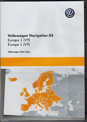 original vw navigations sd karte europa 1 v9 5na 919 866 version 2019 gebr ebay. Black Bedroom Furniture Sets. Home Design Ideas
