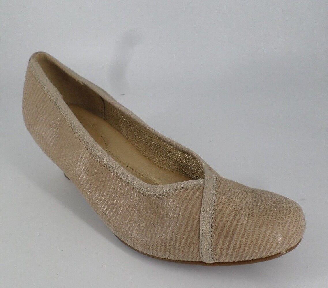 Hotter Comfort Concept Court shoes's Beige Size UK 7.5 EU 41.5 NH087 BB 10