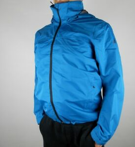 Details about Adidas Hiking ClimaProof Mens Outdoor Casual Jacket Blue show original title