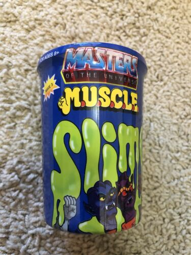 Masters Of The Universe Slime Edition wave 3 2018 Power-Con Super7 M.U.S.C.L.E