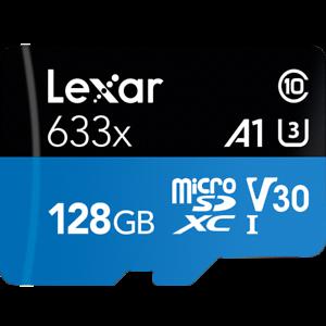 Lexar 32GB 64GB memoria 128GB Micro SD TF tarjeta clase 10 633X 95MB//s HD 4K Sdhc//XC