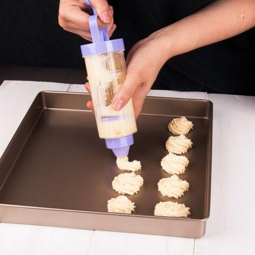 Machine Churrera Churros Filler Manual Spanish Donuts Filling Dessert Maker PA