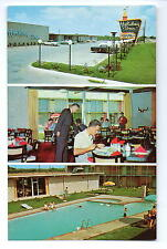 Laredo TX Holiday Inn Postcard circa1960
