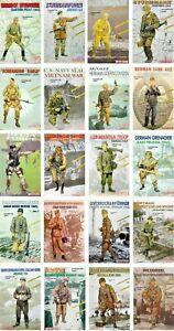 Dragon-1-16-Military-Figure-New-Plastic-Model-Kit-Figures-1-16