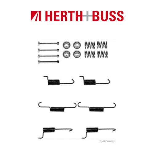 HERTH+BUSS JAKOPARTS Bremsbacken Zubehör für HYUNDAI HIGHWAY VAN SANTA FE hinten