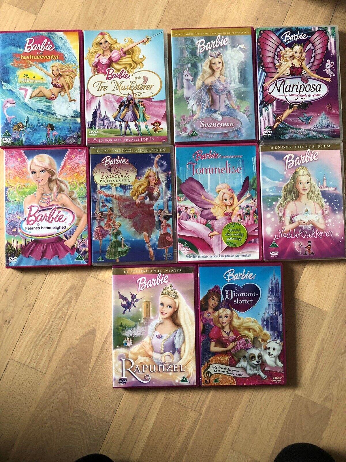 Barbie film dansk