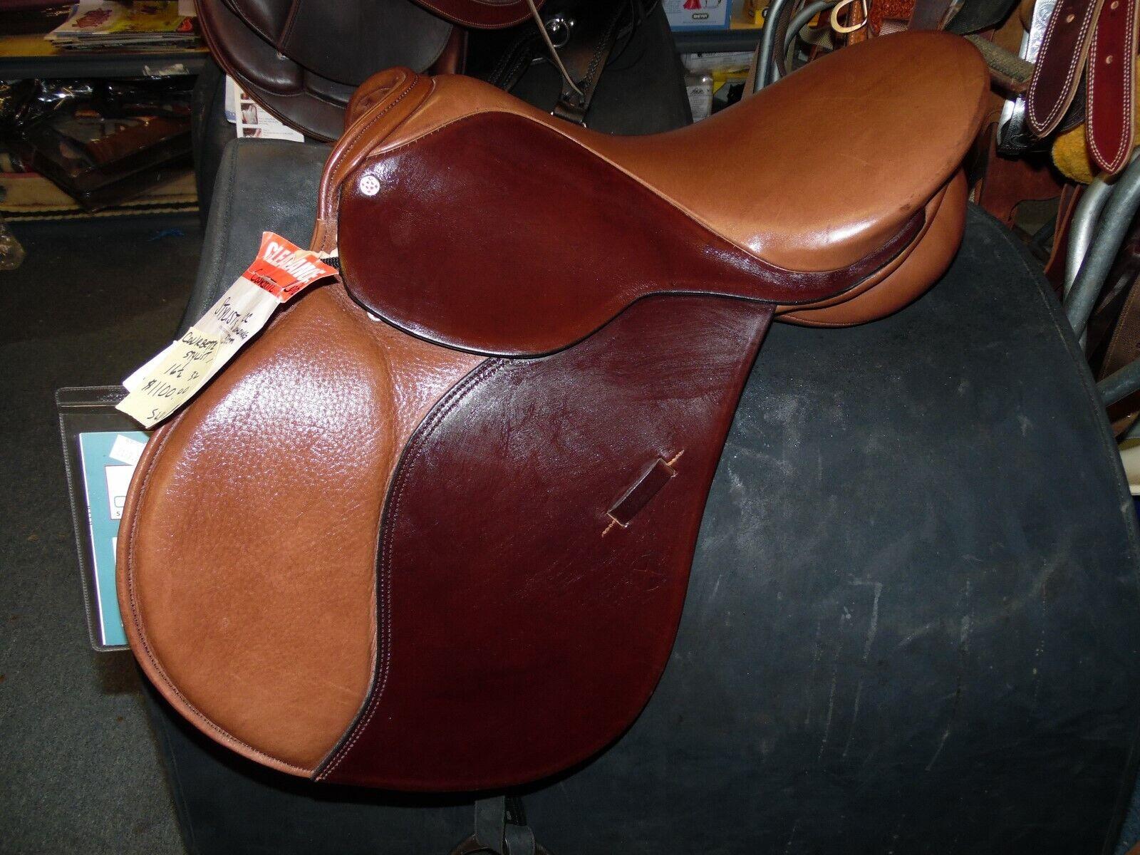 Courbette The Stylist All Purpose English Saddle 16.5  seat lemetex tree