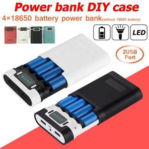 4-Slot-18650-Battery-LCD-Intelligent-Charger-Portable-Power-Bank-For-Mobilephone