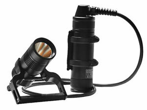 Oceama Solea Pro Tanklampe mit 4000 Lumen - Unterwasser Tauchlampe