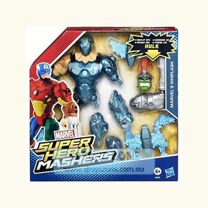 Avengers Super Battle Action Toy Figure Marvel's Whiplash
