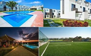 Casa en Residencial con Sports Club y Piscina cerca de CDMX sur(CUERNAVACA)