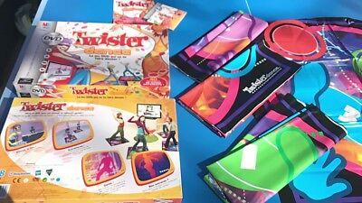 jeux de société twister dance
