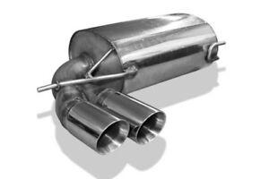 Fox-Deporte-Silenciador-de-escape-AUDI-S3-8p-quattro-Sportback-2x90mm-AB