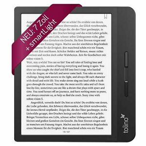 Tolino Vision 5 eBook-Reader Schwarz *OVP*✅