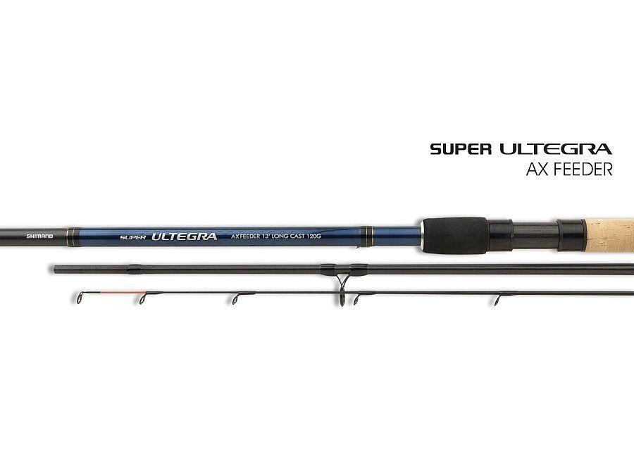 Shimano SUPER ULTEGRA AX FDR 14' 120G Feederrute, SULTAXLC120LFDR