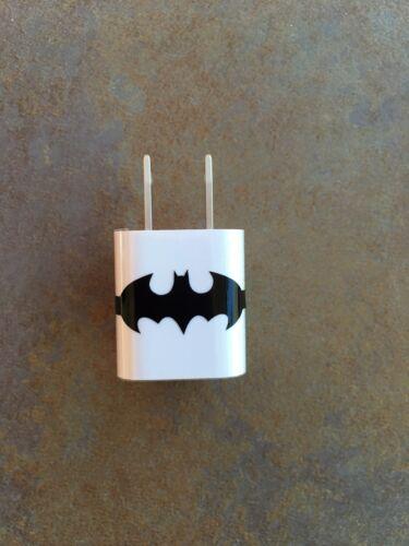 BATMAN CHARGER WRAP IPHONE IPAD IPOD VINYL DECAL STICKER