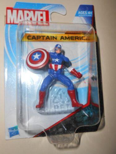 "Captain America Family Dollar MARVEL UNIVERS Classic Series Figure 2/"""