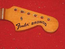 Fender 1979 Rosewood Bronco Neck