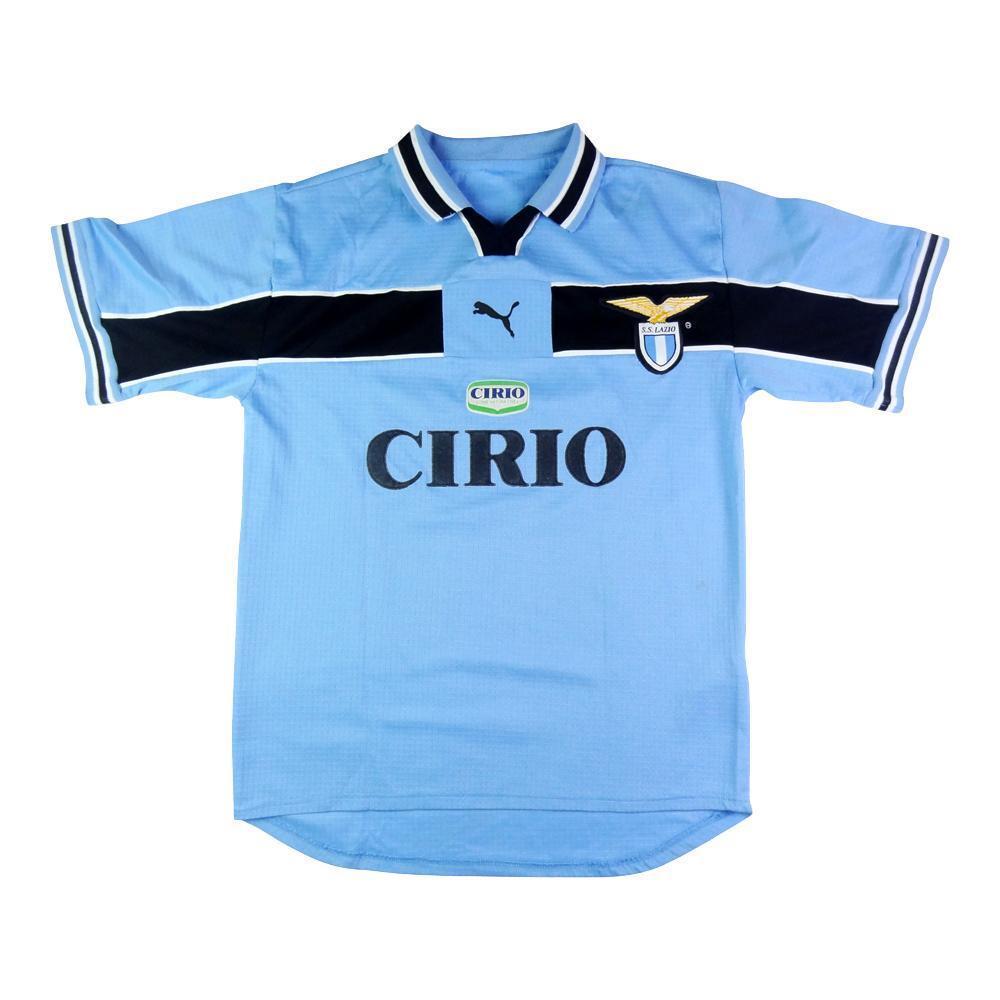 1999-00 Lazio Maglia Home Match Worn  16    SHIRT MAILLOT TRIKOT