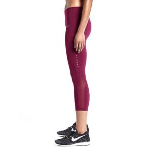 NEW Nike Power Epic Lux Women s Running Crops Tight Pants Dri-FIT ... 574b84e1f1