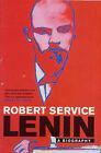Lenin: A Biography by Robert Service (Paperback, 2002)