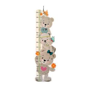 ca 88 x 13 cm  NEU Erzgebirge Kindermesslatte Maßband Meßlatte Puzzle Zoo Maße