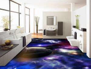 3d Fußboden Design ~ Weltraum d fußboden wandgemälde foto bodenbelag tapete zuhause