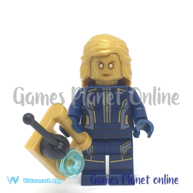 LEGO MARVEL SUPER HEROES MINIFIGURE 76080 - AYESHA - MF ONLY - BRAND NEW